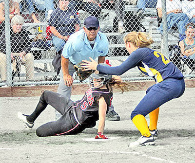 Cougars knocked off perch by Knights hot bats