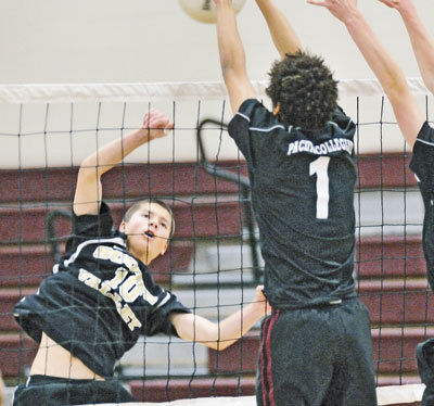 Scotts Valley volleyball falls to Pacific Collegiate