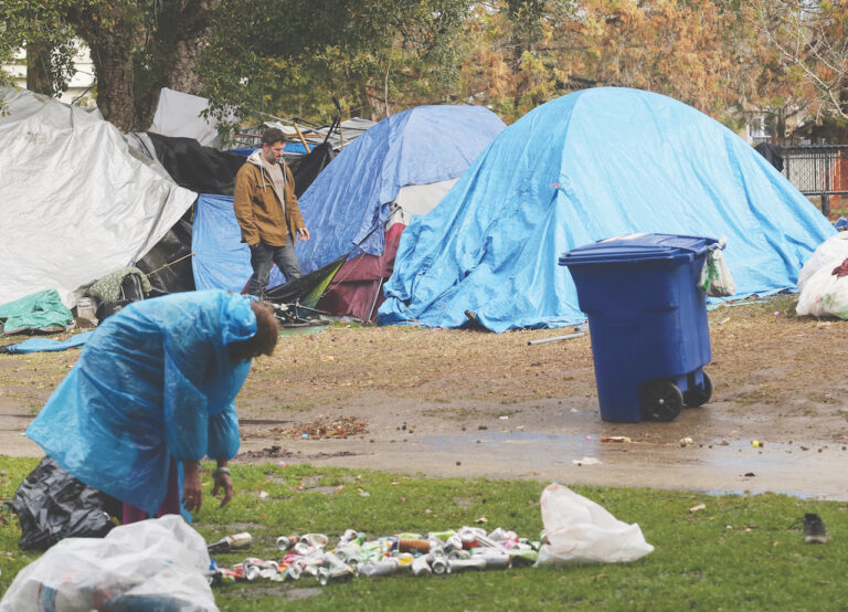 Homeless camp to stay open, federal judge rules