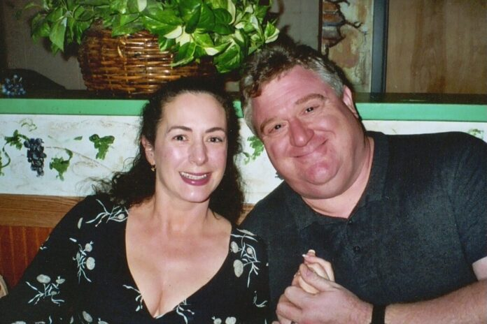 Mari and Ed Rossi