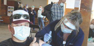 Farmworkers Watsonville covid-19 vaccinations
