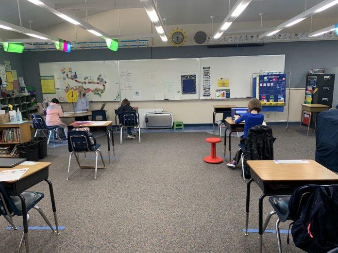 Scotts valley return to class