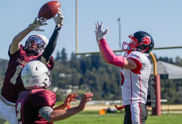 Scotts Valley High San Lorenzo Valley football