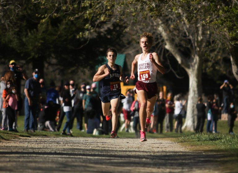 Scotts Valley's Jeremy Kain holds off challenger to repeat as SCCAL champ