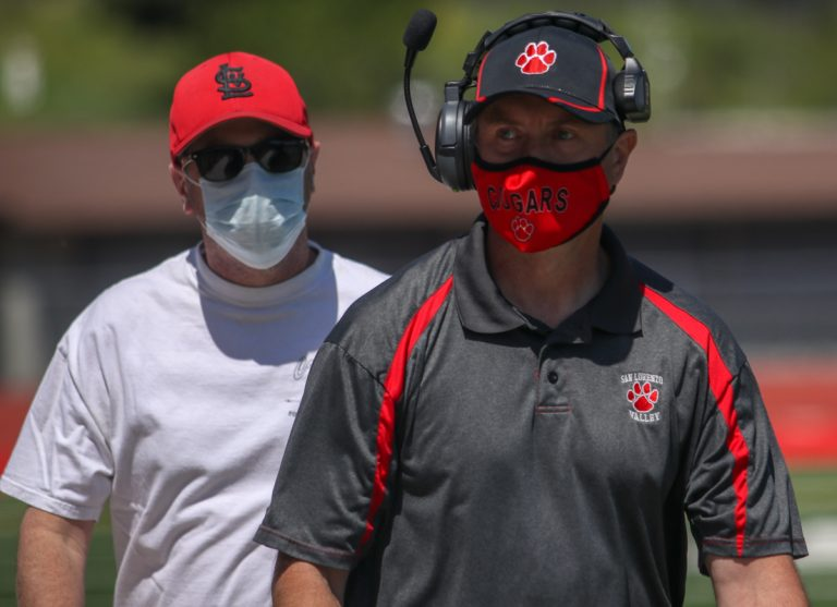 Dave Poetzinger to retire after 28 years of coaching at SLV