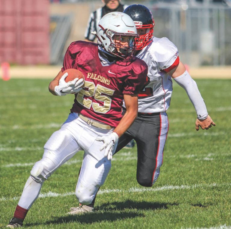 Scotts Valley football sweeps top honors in SCCAL's B Division
