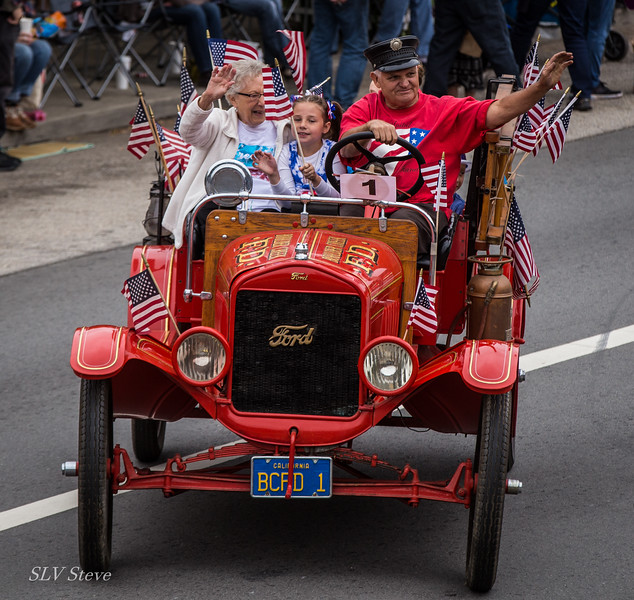 Let's party like it's 1776! A look at Fourth of July parades