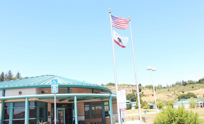 Scotts valley pride flag