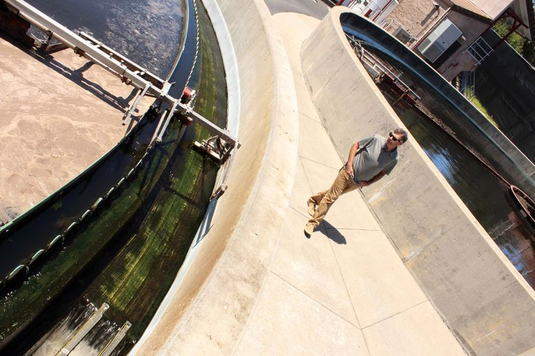 A tour through Scotts Valley's vast wastewater facility
