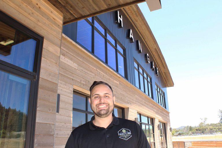 Faultline Brewing joins Scotts Valley Hangar development