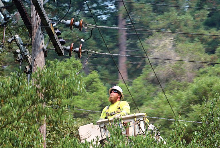 Officials, Valley residents ask for answers from utility after outages